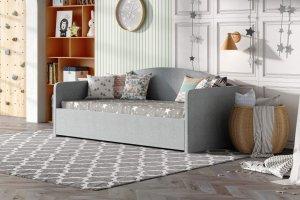 Кровать односпальная для ребенка Uno - Мебельная фабрика «СОНУМ»