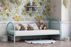 Кровать односпальная Эвора-1 - Мебельная фабрика «Формула мебели»