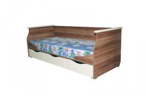 Кровать односпальная Граффити - Мебельная фабрика «Даурия»