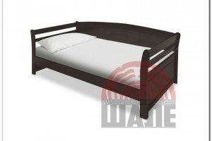 Кровать односпальная Маркиза  - Мебельная фабрика «ВМК-Шале»