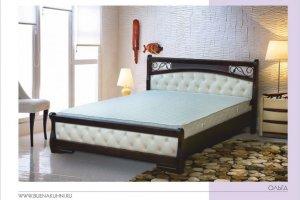 Кровать Ольга - Мебельная фабрика «Buena»