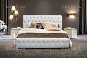 Кровать Оливия-1 - Мебельная фабрика «Камелия»