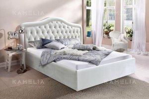 Кровать Оливия-2 - Мебельная фабрика «Камелия»