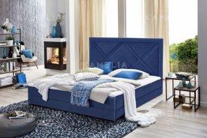 Кровать Оливия-4 - Мебельная фабрика «Камелия»