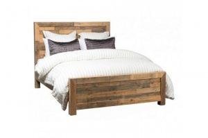 Кровать Омни из массива дерева - Мебельная фабрика «WOODGE»