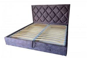 Кровать ортопедическая Адель 2 - Мебельная фабрика «Данко»