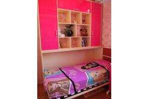 Кровать откидная трансформер в детскую - Мебельная фабрика «Удобна»