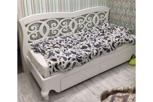 Кровать Париж с ящиками - Мебельная фабрика «Эдем-Самара»