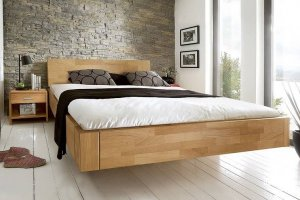 Кровать в спальню - Мебельная фабрика «Папа Карло»