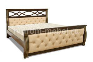 Кровать Петергоф - Мебельная фабрика «Муром-мебель»