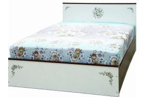 Кровать подъемная Анабель 35 - Мебельная фабрика «Брянск-мебель»
