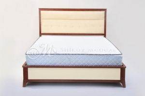 Кровать подъемная массив Венесуэла - Мебельная фабрика «ШиковМебель»