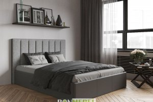 Кровать Прага - Мебельная фабрика «Бонмебель»