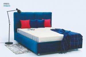 Кровать Премьера - Мебельная фабрика «Империя Идей»