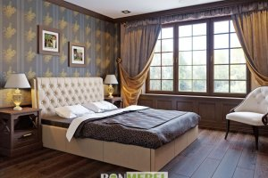 Кровать Прима - Мебельная фабрика «Бонмебель»