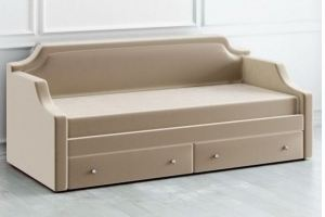 Кровать пристенная DayBed D41-0919-B01 - Мебельная фабрика «Kreind»