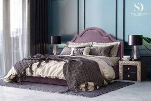 Кровать Queen - Мебельная фабрика «Ярцево»