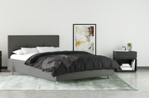 Кровать мягкая Рамона - Мебельная фабрика «Natura Vera»