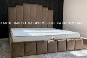 Кровать Реплика 200*200 - Мебельная фабрика «Кадичи»