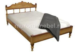 Кровать Резная (тахта) - Мебельная фабрика «Муром-мебель»