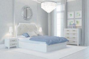 Кровать Richard с подъемным механизмом - Мебельная фабрика «Райтон»