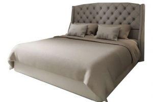 Кровать Рим - Мебельная фабрика «Black & White»