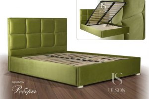 Кровать Роберт - Мебельная фабрика «Улсон»