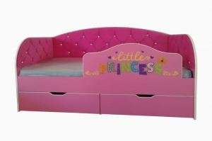 Кровать с бортиком Монте - Мебельная фабрика «Дэрия»