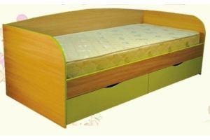 Кровать с двумя ящиками - Мебельная фабрика «AvtoBaby»