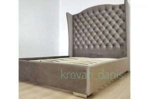 Кровать с изголовьем King Size - Мебельная фабрика «Danis»