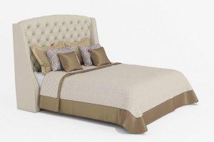 Кровать с изголовьем Riposo - Мебельная фабрика «HASTA»