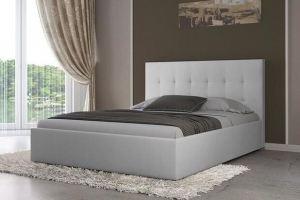 Кровать с каретной стяжкой Эстель - Мебельная фабрика «СRAFT MEBEL»