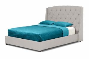 Кровать с каретной стяжкой Вилльям - Мебельная фабрика «Евро-Матрас»