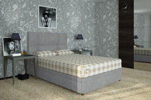 Кровать с матрасом Set XL - Мебельная фабрика «Мистер Матрас»