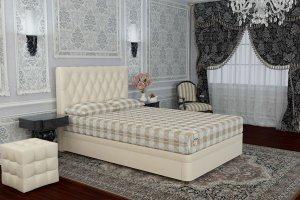 Кровать с матрасом Set XXL - Мебельная фабрика «Мистер Матрас»