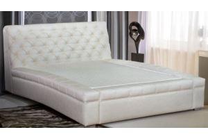 Кровать с мягким изголовьем - Мебельная фабрика «Натали»
