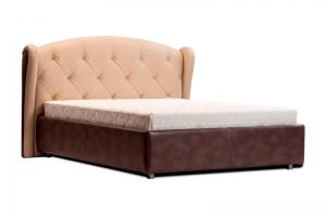 Кровать с мягким изголовьем Элизабет - Мебельная фабрика «Диваны express»