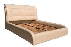 Кровать с мягким изголовьем Феличита - Мебельная фабрика «Мебель для Вашей Семьи (МВС)»