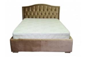 Кровать с мягким изголовьем - Мебельная фабрика «Росмебель»