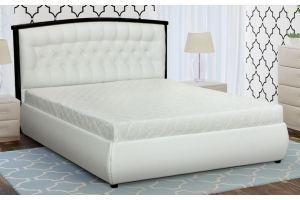 Кровать с мягким изголовьем Марсель - Мебельная фабрика «Селена»