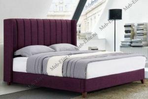 Кровать с мягким изголовьем Речел - Импортёр мебели «MEB-ELITE (Китай)»