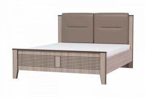 Кровать с мягким изголовьем Стелла - Мебельная фабрика «Рось»