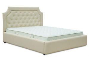 Кровать с мягким изголовьем Венера - Мебельная фабрика «Мебель для Вашей Семьи (МВС)»