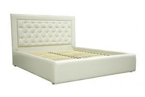 Кровать с мягким изголовьем Венера Прима - Мебельная фабрика «Мебель для Вашей Семьи (МВС)»