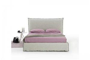 Кровать с мягкой спинкой Гетсби - Мебельная фабрика «Sitdown»