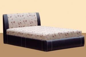 Кровать с одной спинкой Парус - Мебельная фабрика «Алина»