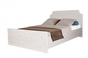 Кровать с ортопедическим основанием Барокко - Мебельная фабрика «Мебельный двор»