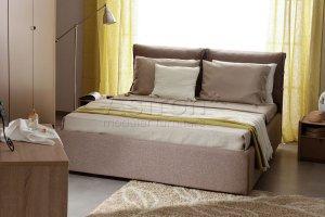 Кровать с подъёмным механизмом 160×200 - Мебельная фабрика «Астрон»