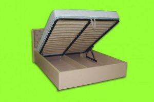 Кровать с подъемным механизмом - Мебельная фабрика «Уют»