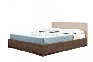 Кровать с подъёмным механизмом As28.271M-st - Мебельная фабрика «Астрон»